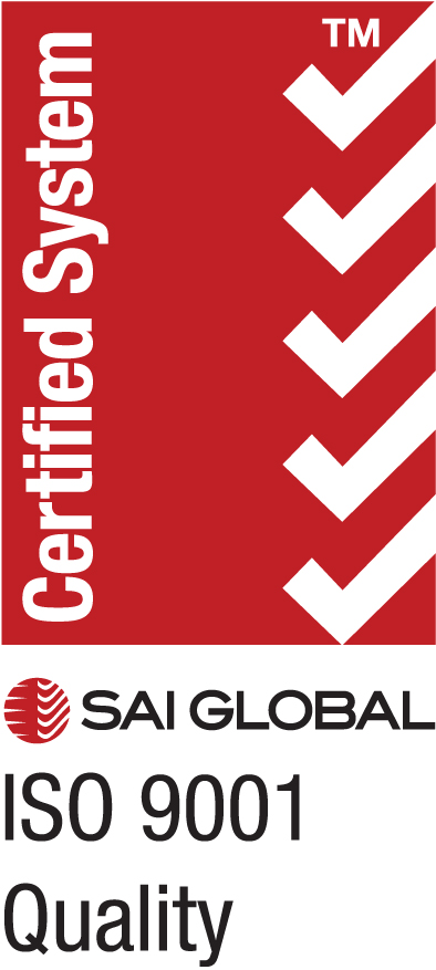 Certified System ISO 9001 Quality